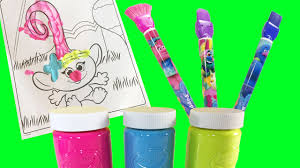 trolls baby poppy crayola deluxe washable paint kit kids craft fun
