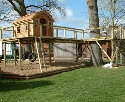 cool tree house ideas
