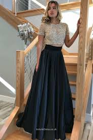 best places to buy homecoming dresses illusion beaded bodice satin skirt a line two prom