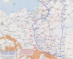 World War I Alliances Map by Historical Map Of Wwi Eastern Front May 1 Sept 30 1915