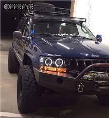 2002 jeep grand 2002 jeep grand vision 8 custom suspension lift 5in