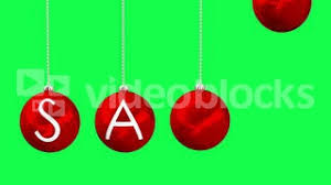 hanging baubles spelling out sale stock footage videoblocks