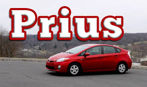 toyota line of cars regular car reviews 2010 toyota prius youtube