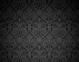 vector black ornament background free vector 51 385 free