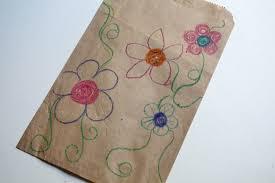 Decorated Paper Paper Bag Kite U2013 Factory Direct Craft Blog