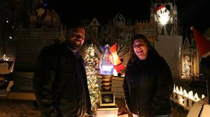 when does the great christmas light fight start st george family wins abc s the great christmas light fight