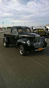Old Ford Drag Truck - 115 best willys truck panel delivery images on pinterest rod