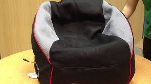 Video Game Rocking Chair Review Beanbag Gioteck Rc1 Silla Gaming Pcbox Youtube