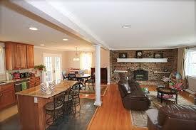 Split Level Kitchen Ideas Spacious Split Level W Open Floor Plan 212 Poplar Pl Neptune