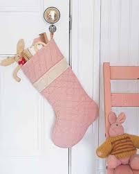 quilt stocking martha stewart