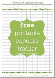 Track My Spending Spreadsheet by Free Printable Expense Tracker Take Of Your Spending