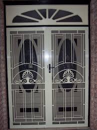 Residential Security Doors Exterior Metal Door Gate Handballtunisie Org