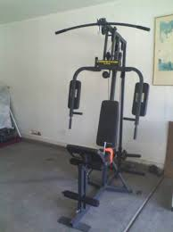 Competitor Workout Bench Impex Competitor Bench Espotted