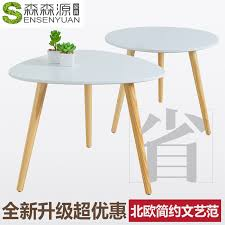 ikea small round table nordic ikea small round table solid wood coffee table minimalist