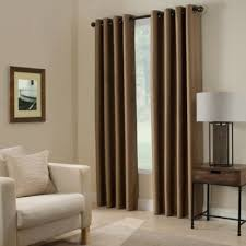 Brown Blackout Curtains Buy Brown Blackout Curtains From Bed Bath Beyond