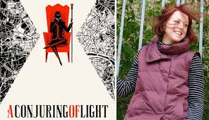 a conjuring of light audiobook free v e schwab talks writing fantasy that lights up the world the b n