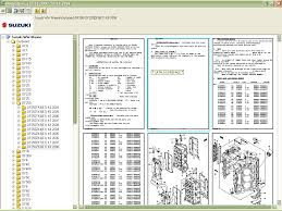 suzuki marine outboard 2008 parts catalog order u0026 download