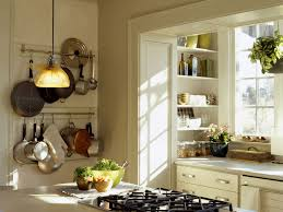 love storage tucked into side wall decor kitchen pinterest kitchen tiny kitchen design for your inspiration unique interior small kitchen i like the wall pot racks