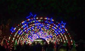 shine bright best christmas lights in central texas santa rita
