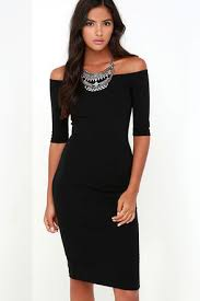 Black Cocktail Dresses With Sleeves Black Cocktail Dresses Oasis Amor Fashion