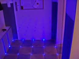 led lights in grout extraordinary 70 bathroom led lighting in tiles design ideas of www