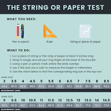 ring size 9 ring size guide use string paper or a ruler to find your ring