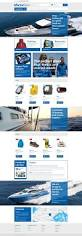 motor website website template 53685 marine store shop custom website template