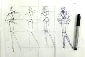 the 30 second fashion sketch justine limpus parish u0027s blog