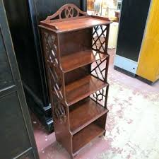 Narrow Mahogany Bookcase Antique Mahogany Bookcase Antique Mahogany Glazed Bookcase