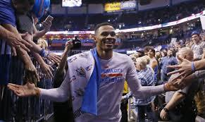 westbrook named team all nba news9 oklahoma
