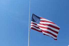 Why Are We Flying Flags At Half Mast Today Is Half Staff Overused Iowa Public Radio