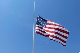 Flag Half Mass Today Is Half Staff Overused Iowa Public Radio