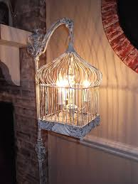 Diy Birdcage Chandelier 35 Amazingly Pretty Shabby Chic Bedroom Design And Decor Ideas