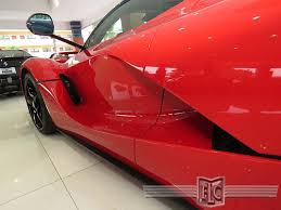 ferrari j50 price red ferrari laferrari priced at crazy 4 7 million
