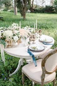 Garden Table Decor When A Couple Stumbles Upon A Secret French Garden