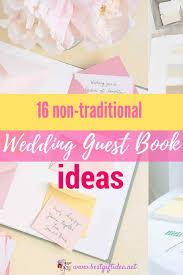 wedding guest books ideas best gift idea 16 incredibly wedding guest book ideas