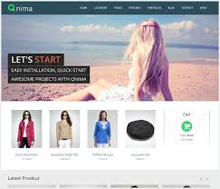 15 professional e commerce virtuemart templates lunar templates