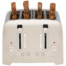 Dualit Toaster Cage Buy Dualit Lite 4 Slice Toaster With Warming Rack John Lewis