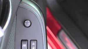2013 nissan altima coupe outside mirror control switch youtube