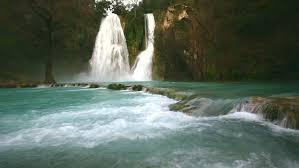 New Mexico waterfalls images Minas viejas waterfalls huasteca san luis potos mexico stock jpg