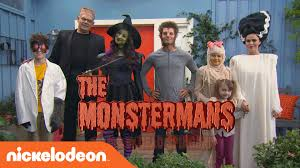 the thundermans monstermans opening theme song nick youtube