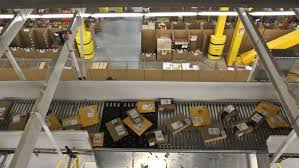 inside delaware amazon facility on cyber monday gallery whyy