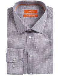 shop men u0027s tallia orange shirts from 24 lyst