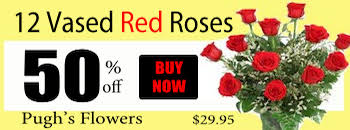 flower coupons pugh s flowers coupons free flower deals in tn