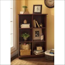 bookcases storages u0026 shelves use low profile bookshelf to
