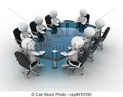Quill Conference Table Table Stock Illustrations 273 817 Table Clip Art Images And