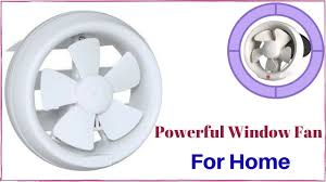 most powerful window fan window fan most powerful window exhaust fan reviews youtube