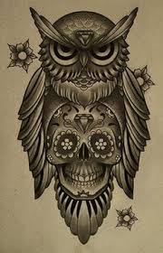 50 owl and skull ideas for your ink owl