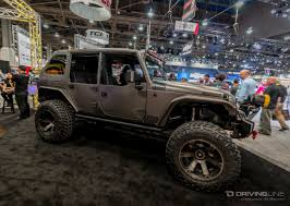 jeep kc lights jeeps of sema 2015 drivingline