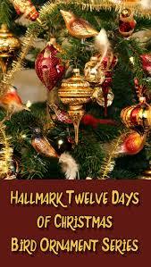 hallmark twelve days of bird series